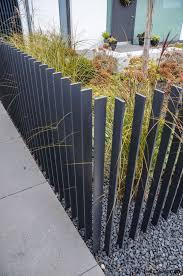 Decorative Garden Fence Posts by Garden Ideas Metal Fence Posts Composite Fencing Steel Gate