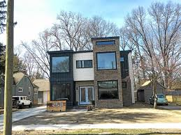 100 Build A Home From Shipping Containers Containers Used To Build Royal Oak Home Nation And World