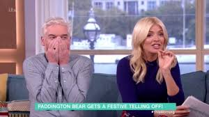 This Morning: Holly Willoughby And Phillip Schofield Shocked At F ... Holly Willoughby Metro 264 Best Celebrities In Suzanne Neville Images On Pinterest Emma Filming The South Bank Outside Itv Studios Pregnant Ferne Mccann Breaks Down This Morning Revealing Baby And Phillip Schofield Gobsmacked By Exclusive Natasha Barnes Understudy For Sheridan Smith Wow We Barely Recognise Mornings This Arsenal Manager Arsene Wenger Provides Very Sad Injury Update Was Seen Out England 05262017