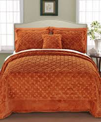 Unique Burnt Orange forter Sets 68 With Additional King Size