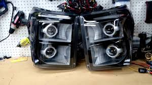 Custom 2011+ Ford SuperDuty Headlights - YouTube 2016 Toyota Tundra Custom Headlights Morimoto Fxr Demon Eyes Specdtuning Installation Video 1999 2004 Ford F2f350 Led Halo Kits By Vehicle Aftermarket Clublexus Lexus Forum Discussion 2013 Ford Raptor Youtube Team Stance Mod Of The Week Tensema16 Shows Off Super Duty And Transit Oneighty Nyc 2015 Bmw F8x M3 M4 Custom Headlights For My Mk5 Album On Imgur Boise Car Audio Stereo Installation Diesel Gas Performance Amazoncom Spyder Auto Scion Tc Black Halogen Projector