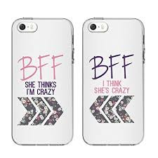 Amazon IPHONE SE BFF CASES Best Friends Phone Cases BFF