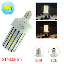 250w hps replacement led e39 large mogul base light bulb 60 watt