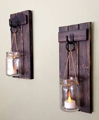 rustic wall decor wall sconce rustic wall sconce
