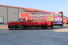 Fort Worth Team - Firefighting's Finest Moving And Storage, Inc.
