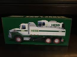 HESS TRUCK 2017 Dump Truck And Loader. Boxed, Never Opened. New ... 1985 Hess Truck Bank 1933 Chevy Fuel Oil Delivery Trucks By Toy Classic Toys Hagerty Articles Colctibles Price List Glasses Bags Signs Used Cars Quincy Il Auto Agency 2014 Hess Truck Space Cruiser 50th Ann Limited Edition New And Helicopter 2006 Shop For Sale In Nj 1964 Marx Box Original Near Mint 2015 Holiday Fire Ladder Rescue Brand New 2011 Flat Bed And Race Car Lights Sounds 2018 Mini Collection Tanker Racer Miniature Mobile Museum Stops In East Rutherford To Celebrate