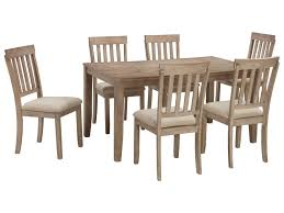 100 6 Chairs For Dining Room Benchcraft By Ashley Mattilone Casual Table Set With