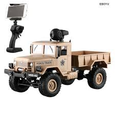 100 4wd Truck EBOYU FY001A WiFi 24Ghz 116 4WD Off Road RC With Front