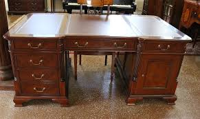 Antique Desks And Library Tables Partners Desk Antique Antique