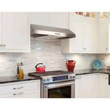 30 Inch Ductless Under Cabinet Range Hood by Under Cabinet Range Hoods Range Hoods The Home Depot