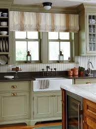 Decorating With Green Walls Accents And Accessories Beadboard BacksplashGreen CabinetsColored