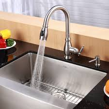 Stainless Steel Laundry Sink Undermount by Kitchen Magnificent Stainless Steel Sink With Drainboard