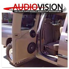 Car Audio – Montclair, CA | Audio Vision