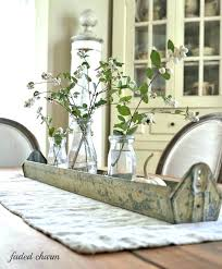 Table Decorations For Home Dining Room Centerpieces Modern Decor Best