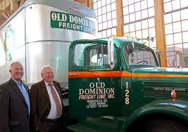 100 Old Dominion Truck Leasing Donates To Transportation Museum