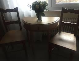 holztischlein mit 2 stühlen in rheinland pfalz herxheim