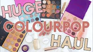 HUGE COLOURPOP HAUL + How To Ship To Europe Avoiding Customs! Huge Colourpop Haul Lipsticks Eyeshadows Foundation Palettes More Colourpop Blushes Tips And Tricks Demo How To Apply A Discount Or Access Code Your Order Colourpop X Eva Gutowski The Entire Collection Tutorial Swatches Review Tanya Feifel Ultra Satin Lips Lip Swatches Review Makeup Geek Coupon Youtube Dose Of Colors Full Face Using Only New No Filter Sted Makeup Favorites Must Haves Promo Coupon