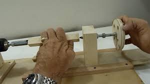 make a u0027desktop u0027 mini lathe with an old power drill solidsmack