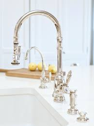 Unlacquered Brass Bathroom Faucet by Waterstone High End Luxury Kitchen Faucets Made In The Usa
