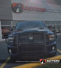 100 Truck Accessories Store A Sharp Looking Grill Guard By ARIES Automotive Installed On This