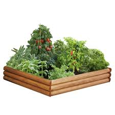 greenes fence raised garden bed home outdoor decoration