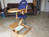 Svan Signet High Chair Cushion by Svan High Chair Baby U0026 Toddler High Chairs For Sale Gumtree