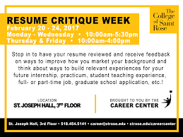 Resume Critique Week | The College Of Saint Rose Free Resume Critique Service Ramacicerosco Resume Critique Week The College Of Saint Rose 10 Best Free Review Sites In 2019 List 14 Fantastic Vacation Realty Executives Mi Invoice And Resum Of Your Dreams What You Need To Know Make Cv Online Luxury Line Beautiful 30 A Toolkit To Make The Job Search Easier For Jobseekers Adam 99 My Wwwautoalbuminfo Back End Developer Front New Elegant Bmw Jobs Format 1 Reporter 13 Ways Youre Fucking Up Critiquepdf Docdroid