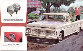 100 Truck Accessories Chevrolet 1963 Brochure