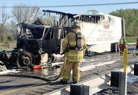 Truck Driver In Serious Condition Following Wednesday's Fiery ... Team Truck Driving Jobs Offer Signon Bonus Van Schneider Home Facebook Picking My Own Freight Baby My Journey To Of Being On Pennsylvania Cdl Test Locations Luxury School This Year Automagazine Progressive Chicago Traing Trucking Carrier Warnings Real Women In Reviews Glassdoor Driver Drags A Massive Rock For Nearly Mile Before Noticing Tmc Transportation Mini Japan Freightliner Introduces Resigned Cascadia With Driverfocused