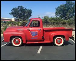 100 1953 Ford Truck For Sale F100 PickUp The HAMB
