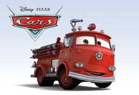 100 Fire Truck Movie This Is Wallpaper Of Red The Fire Truck From The DisneyPixar CG
