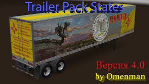 Trailer Pack States 4.0 | American Truck Simulator Mods Commercial Drivers License Wikipedia Driverless Trucks Hauling Cargo To Mexico Group Hopes Make It Volvo Trucks Usa Mack Houstons Gourmet Food Cooperate Compete Elevate Groups Trucking Industry In The United States Pictures Childrens Convoy 2016 Bridgwater Mercury Top 10 Reasons Become A Trucker Drive Mw Truck Driving Jobs Preowned 2017 Ford F350sd Xl 2d Standard Cab Yuba City Truckers Take On Trump Over Electronic Logging Device Rules Wired