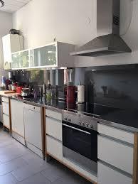 gepflegte modul küche inkl geräte