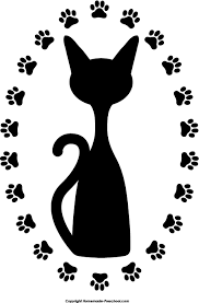 cat paw prints cat paw free paw prints clipart clipartbarn