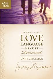 The One Year Love Language Minute Devotional 9781414335544 Gary Chapman CLC EBooks
