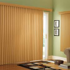 Sliding Door With Blinds In The Glass by Vertical Blinds For Sliding Glass Doors Window Treatment Ideas Hgnv