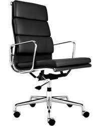 Herman Miller Eames Soft Pad Executive Chair by Amazing Deal On Eames Aluminum Group Soft Pad Executive Office