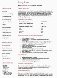 Production Assistant Resume Sample Best Of 14 Ways How To ... Resume Sample Film Production Template Free Format Assistant Coent Mintresume Resume Film Horiznsultingco Tv Sample Tv For Assistant No Experience Uva Student Martese Johnson Pens Essay Vanity Fair Office New Administrative Samples Commercial Production Tv Velvet Jobs Executive Skills Objective 500 Professional Examples And 20 20 Takethisjoborshoveitcom