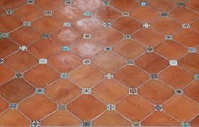mexican tile 8x8 tierra floor tile octagonal