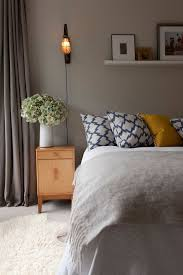 40 Gray Bedroom Ideas ColoursGrey Curtains BedroomBrown WallsBrown DecorSimple