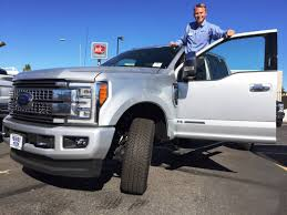 100 Gibson Super Truck Exhaust Friendly Ford Sales Consultant Highlights 2017 Ford F250 Las