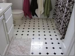 best black and white tile floor black and white kitchen