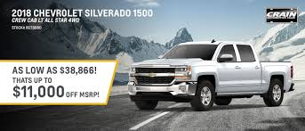 Shop New & Used Vehicles With Your Chevy Dealer In Little Rock Near ...