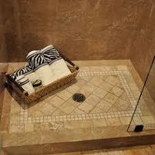 shower floor tile detail bathroom ideas showers