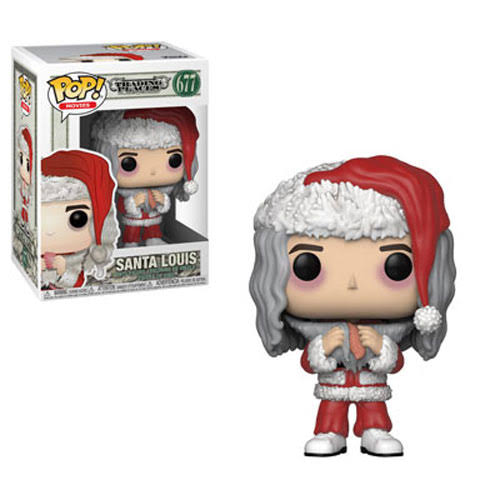 Funko Trading Places Santa Louis Action Figure - 10cm