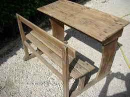bureau ecolier en bois pupitre écolier en bois ameublement maison avignon 84000