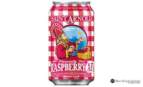 St Arnolds Pumpkinator 2017 by Saint Arnold Is About To Get Raspberry Af Beer Street Journal