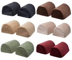 leather sofa arm covers centerfieldbar com