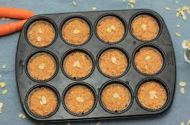karotten mandel muffins ohne mehl die gesunde linie