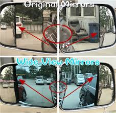 100 Side View Mirrors For Trucks Why Are Side View Mirrors Flat On The Driver Side But Convex On The